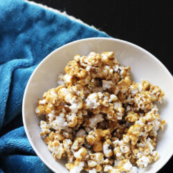 Time to Pop Some Corn (Recipe: Junk Food Popcorn)