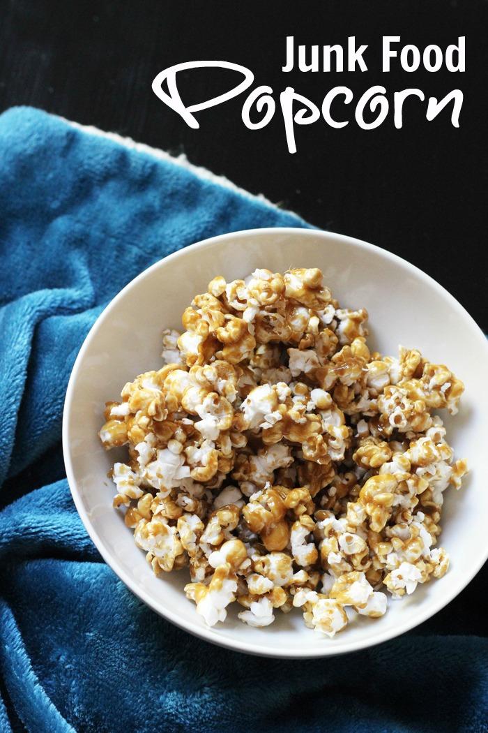 Junk Food Popcorn   Life as Mom