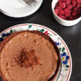 Chocolate Cheesecake Recipe | Life as Mom