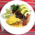 Fajita-Omelet