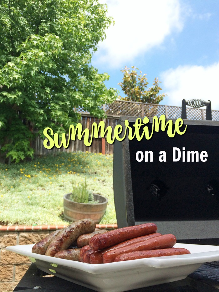 Summertime on a Dime | Life as Mom
