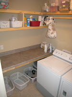 Laundry Room Overhaul