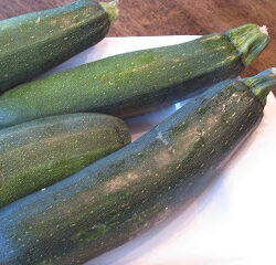 Zucchini – The Mother of Invention (Recipe: Chocolate Zuke Cake from a Mix)