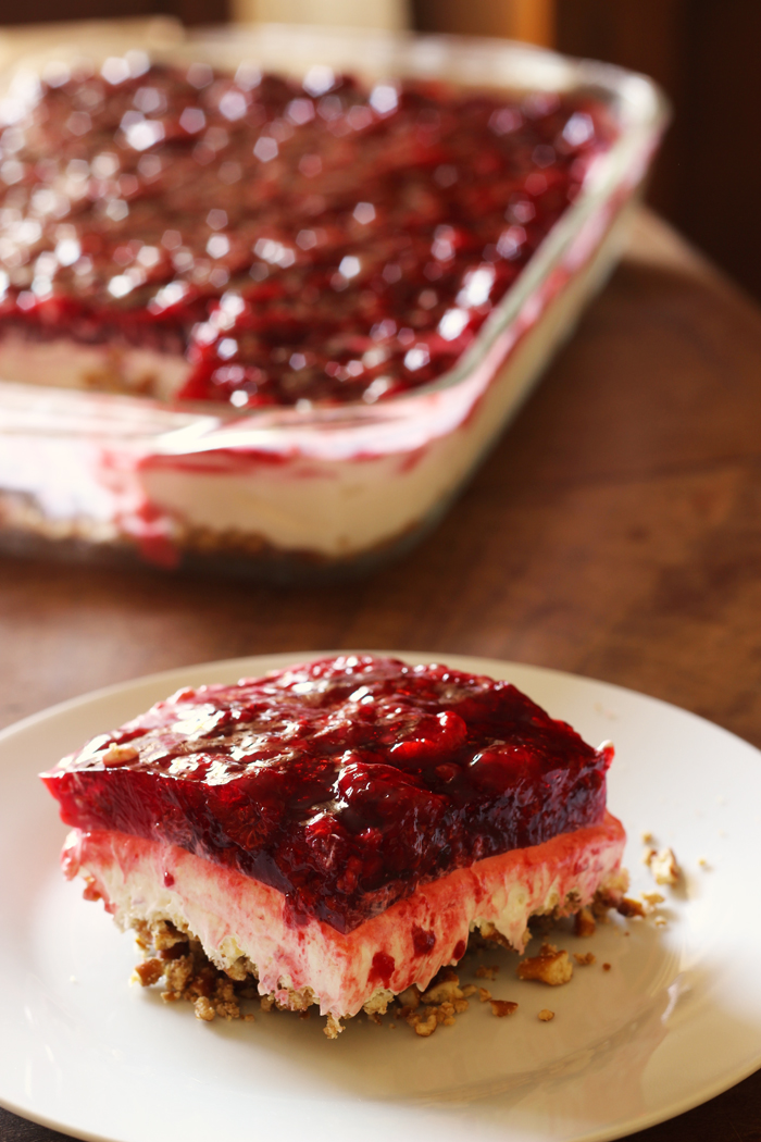 Cherry Delight Cake Recipe
