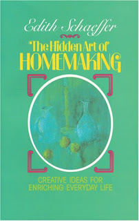 Book It! The Hidden Art of Homemaking