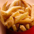 ca. 2002 --- Fast Food French Fries --- Image by © Royalty-Free/Corbis