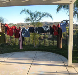Just Hanging Out: Classic Laundry Management