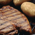 324067-FBSteak-and-Potato-on-Grill-Posters