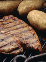 Marinated Flank Steak (Recipe Swap: The Meat and Potatoes Edition)
