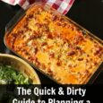 Quick & Dirty Guide to Planning a Big Dinner | Life as Mom