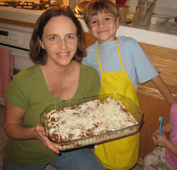 Recipe Swap: In the Kitchen with Kids