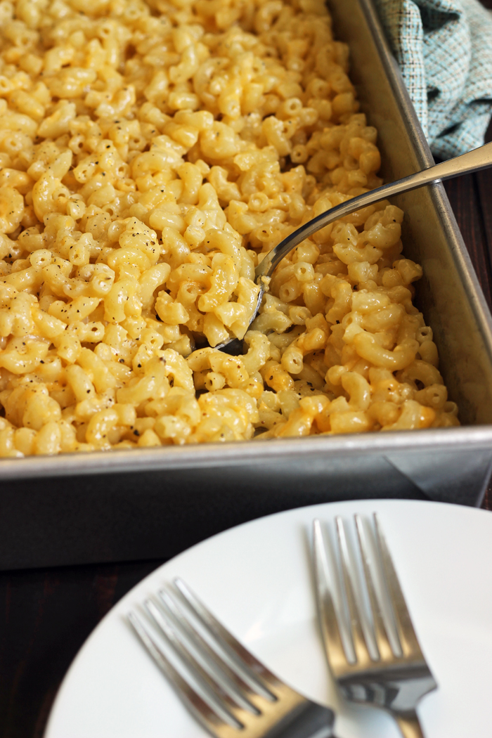 Easiest Mac and Cheese Recipe | Life as Mom