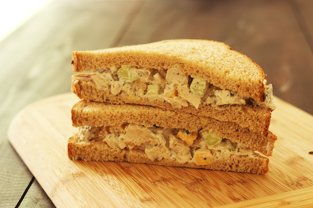 Chicken Salad Sandwiches   Life as Mom