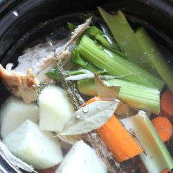 Budget Living: Make Your Own Chicken Stock