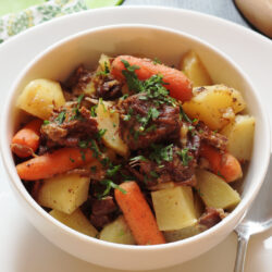 Irish Stew recipe from Life as Mom