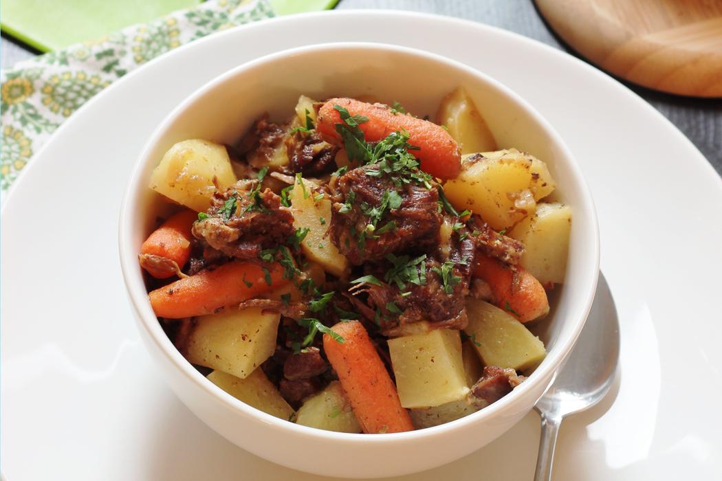 Irish Stew Recipe from Life as Mom