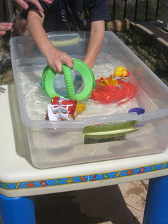Make Your Own Sand And Water Table