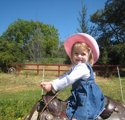 Ride 'Em, Cow Girl!