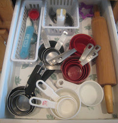 My Baking Drawer