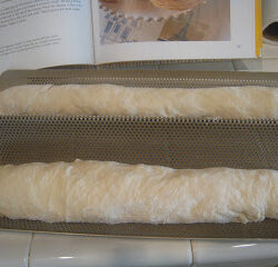 Homemade Baguettes – One of the Finer Things in Life
