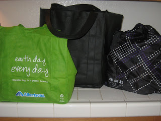 Reusable Grocery Bags – They Work For Me!