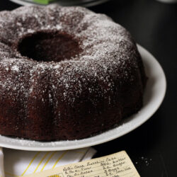 Chocolate Zucchini Cake – Perfect for All Those Zucchini