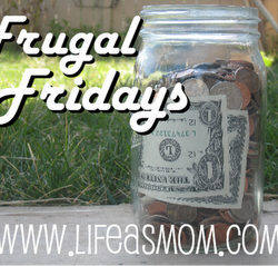 Public Transportation & Another Frugal Friday