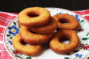 Gramma John's Buttermilk Donuts