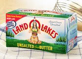 Win Free Butter from Land O' Lakes