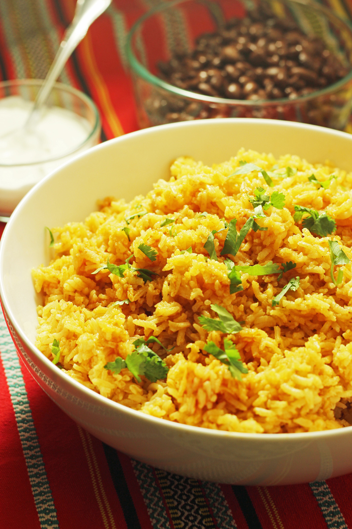 Mexican Rice | Life as Mom
