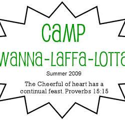 Camp Wannalaffalotta T-Shirts