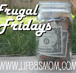 Frugal Friday: The FishBoy Edition