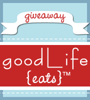Great Giveaway at GoodLife {eats}