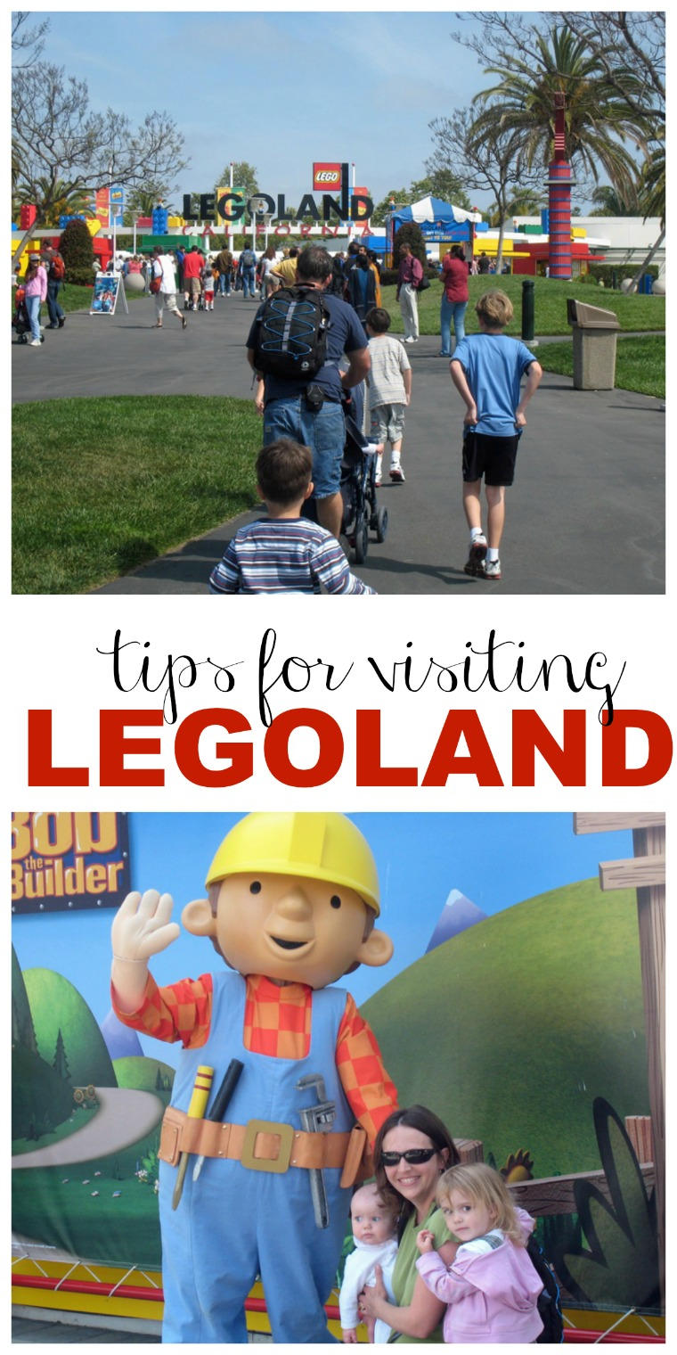 Tips for Visiting Legoland | Life as MOM