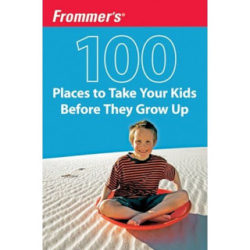 Celebrating Summer with Giveaways: 100 Places to Take Your Kids Before They Grow Up
