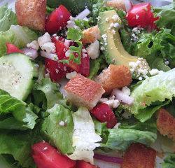 A Salad Buffet (Ultimate Recipe Swap: Salad's On!)