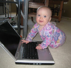 Blogger in Training