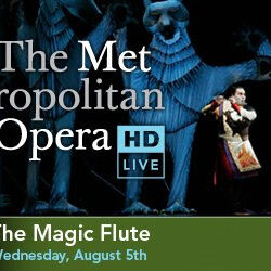 Weekend Giveaway – Tickets to the Magic Flute