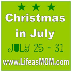 Let's Plan Ahead – Christmas in July