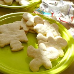 German Cut-Out Cookies (Ultimate Recipe Swap: Christmas Must-Haves)