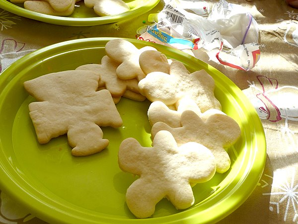 german cut out cookies