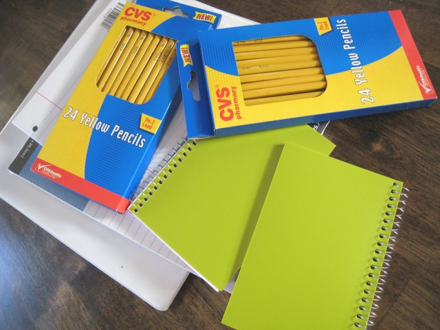 7 Creative Uses for School Supplies - School supplies aren't just for school. Consider these ways to make the most of back to school sales and BTS clearance racks.