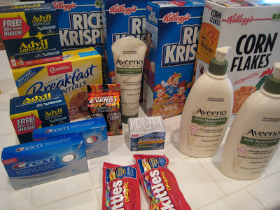 Grocery Geek Presents: Finances, Illness, and A Few Good Deal