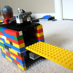 How Do You Store Your Legos, You Maniacs?