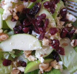 Greens with Fruit, Nuts & Cheese (Ultimate Recipe Swap: Your Favorite Recipe Ever)