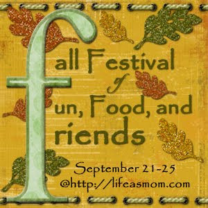 A Fall Festival of Fun, Food, and Friends