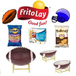 Win a Frito Lay Tailgating Kit