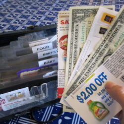 Frugal Tip: Treat Your Coupons Like Cash