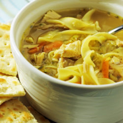 Chicken Noodle Soup (2)