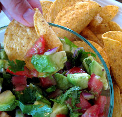 Avocado Salsa (Ultimate Recipe Swap: Anything Goes)